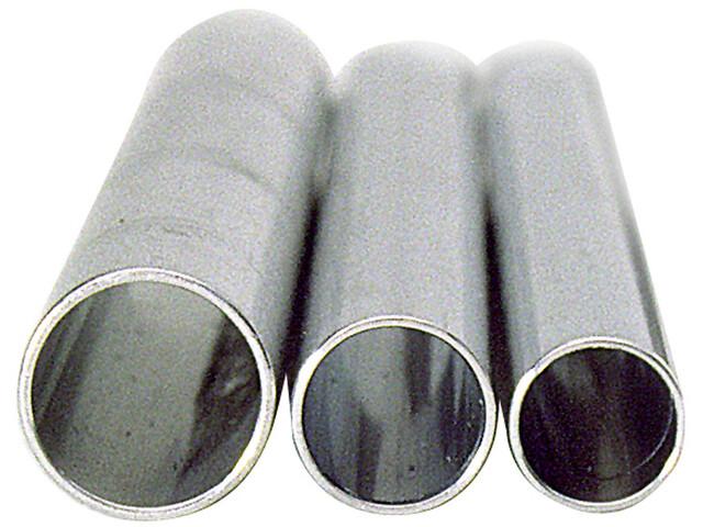 Relags Tubes de réparation - Accessoire tente - 13,8 mm 2 pièces argent